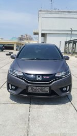 Jual Honda all new jazz 1.5 rs matic grey 2015 km 20 rban 08119911182