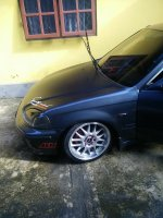 Jual Honda: Civic ferio grey sporty 96