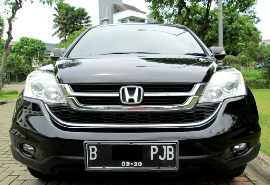 CR-V: HONDA CRV 2.0 AT FACELiFT 2010 Hitam Tgn 1 ...