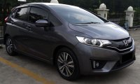 HONDA JAZZ RS AUTOMATIC 2015 SPECIAL CONDITION, KM 39 RB. (Jazz_RS_Automatic_Grey_2015_1.jpg)