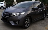 HONDA JAZZ RS AUTOMATIC 2015 SPECIAL CONDITION, KM 39 RB. (Jazz_RS_Automatic_Grey_2015_5.jpg)