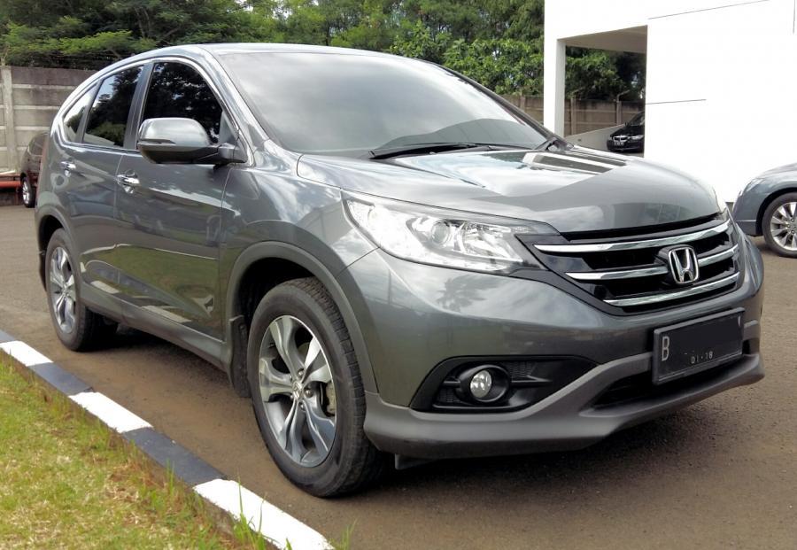 CR-V: Honda CRV 2.4 tahun 2012, kondisi terawat ...