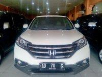 Honda CR-V: Grand New CRV 2.4 Prestige Tahun 2013 (depan.jpg)