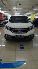 Jual CR-V: Honda crv 2013 prestige putih mulus