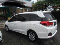 Honda: Jual mbl mobilio warna putih 2015 type ecvt ( matic ) tgn 1 dari baru (77D2830B-DDDF-4E80-BDC9-B619AC158E43.jpeg)