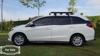 Honda: Di Jual Mobilio E-MT 2014 Putih cakep mulus