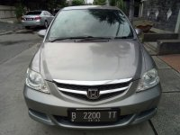 Jual honda city vtec at 2007 silver