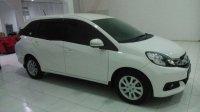 Jual Honda: Mobilio a/t 2014 putih