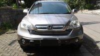 Jual CR-V: Honda CRV  2.4  A/T  Tahun 2007  Istimewa Tangan Pertama
