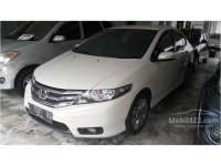 Honda: Jual city 2012 automatic