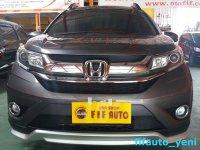 Jual Honda BR-V 1.5 Prestige AT 2016 Abu baja metalik