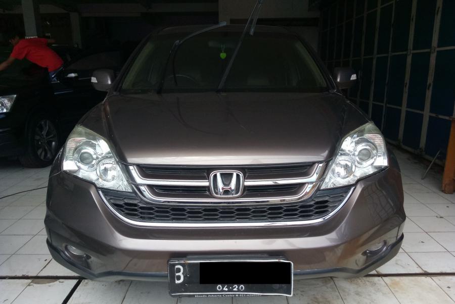 CR-V: Honda CRV 2.4 AT 2010 (dp minim) - MobilBekas.com