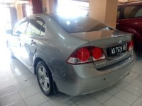 Honda: All New Civic 1.8 Manual Tahun 2008 (belakang.jpg)