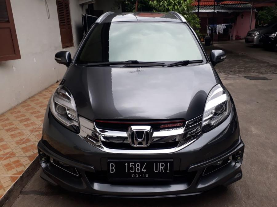 Honda Mobilio E 1 5cc Upgrade Full Rs Th U0026 39 2014 Manual