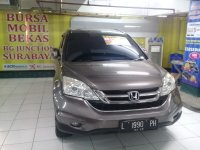 Jual Honda CR-V: All New CRV 2010 2.0 AT coklat metalik