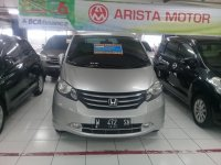 Jual Honda: Freed PSD'13  Silver full audio
