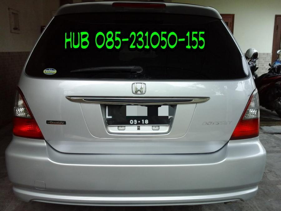 New Honda Odyssey Absolute sunroof tangan pertama dari ...