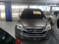 Jual Honda CR-V: Crv 2.0 2010 AT coklat metalic