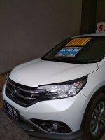 Jual Honda CR-V: Grand new CRV 2.4 AT putih KM 24Rb Asli