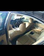 Jual Honda: Accord VTiL 2009 automatic hitam mewah