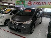 Jual Honda: Freed PSD 2012 facelift grey bagus dan terawat