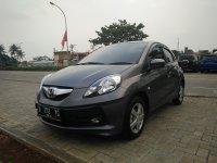 Jual Honda Brio E CVT 2015 AT