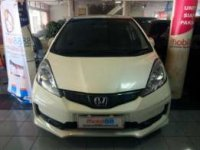 Jual Honda: jazz 2012 rs putih automatic