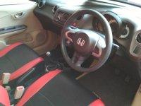 Honda: Brio satya E 2014 MT merah bagus dan terawat (IMG-20180221-WA0029.jpg)