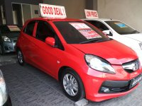 Honda: Brio satya E 2014 MT merah bagus dan terawat (IMG-20180221-WA0031.jpg)