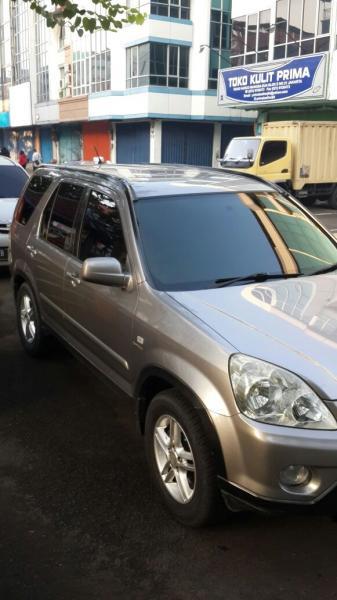 Cr V Dijual Honda Crv 2005 Cvt Mobil Rawatan Mobilbekas Com