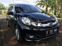 Jual Honda Mobilio 2016 E CVT / AT Hitam Mutiara