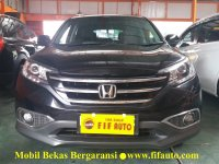 Jual CR-V: Honda Grand new CRV 2.4 AT 2014, pemakaian 2015 hitam mutiara