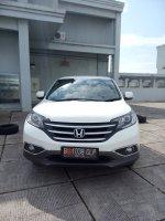 CR-V: Honda crv 2.0 matic 2015 akhir putih km 30 rban