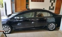 Jual HONDA CIVIC FDI 1,8 AT 2011 Hitam Metalic