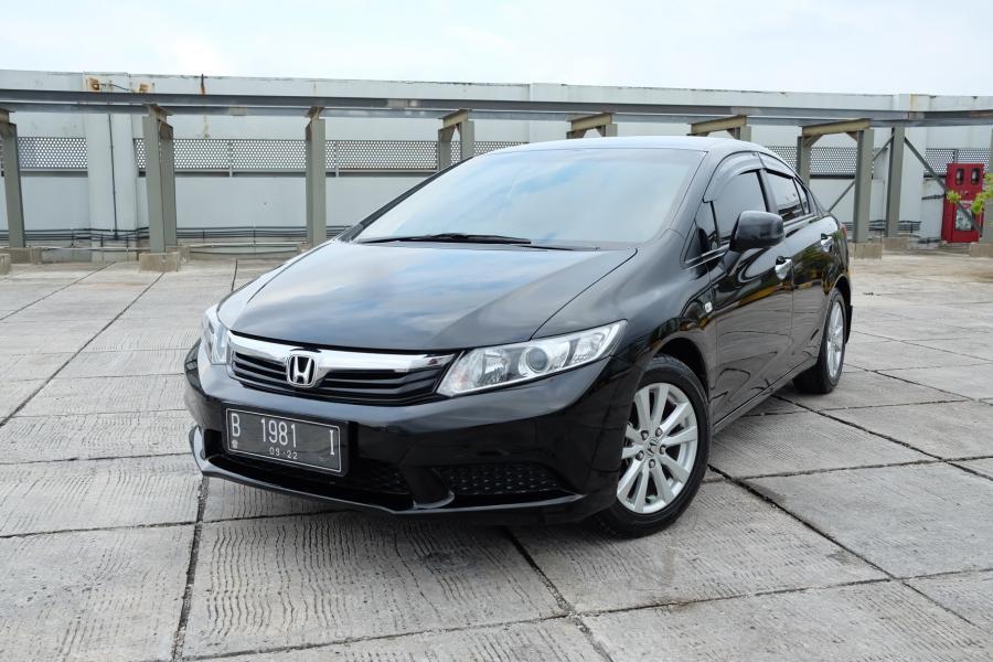 2013 Honda Civic FB 1.8 A/T Matic Km Rendah Gan Cukup Tdp ...