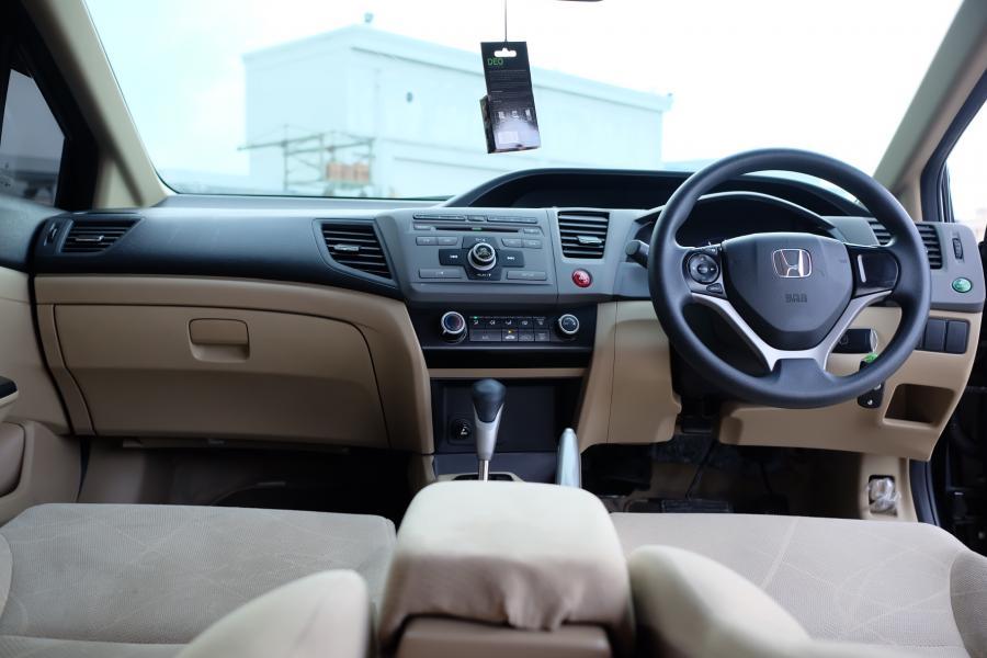 2013 Honda Civic FB 1.8 A/T Matic Km Rendah Gan Cukup Tdp