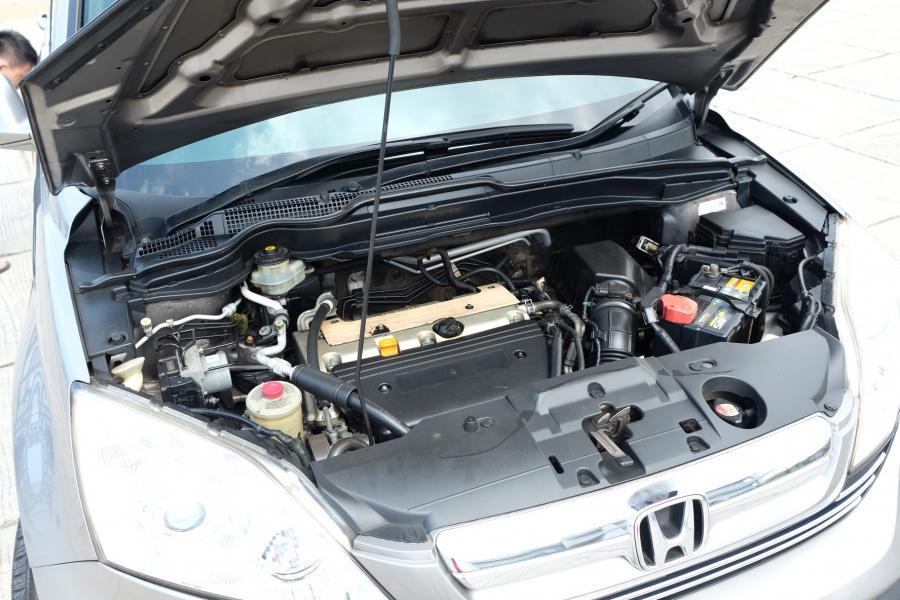 CR V 2008 Honda Crv 24 I Vtec 2400 Matic Hanya Cukup TDP