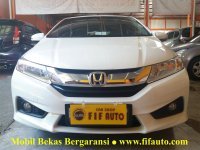 Jual Honda All new City 1.5 E (RS) matic 2015 Putih mutiara
