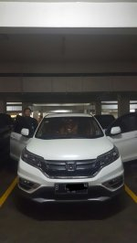 CR-V: Di jual BU Honda all new CRV 2107