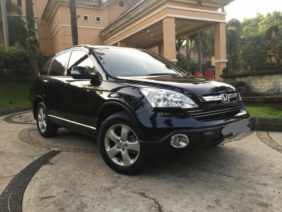 CR-V: Honda CRV 2009 AT 2.0cc Option 2.4cc Tangan Pertama ...