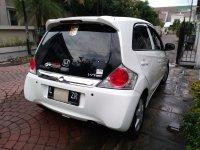 Honda Brio S Th 2015 Matic Putih Low KM Istimewa