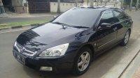 Jual Honda Accord VTI-L Hitam AT Mewah