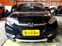 Jual HR-V: Honda HRV 1.5 E CVT AT 2016 hitam mutiara
