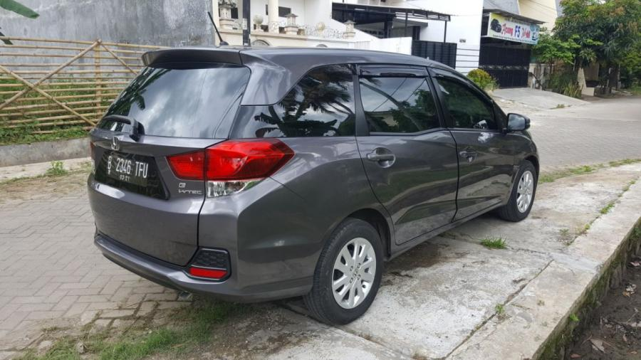 Honda Mobilio E Manual 2016 Pakaian Pribadi Harga Cash Mobilbekas Com