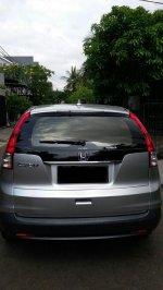 Jual Honda CR-V 2.4 Silver Met 2012 Full Orisinil Kondisi Sgt Baik (4.jpg)