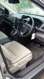 Jual Honda CR-V 2.4 Silver Met 2012 Full Orisinil Kondisi Sgt Baik (6.jpg)