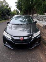 Jual Honda City 1.5 RS CVT 2014 Black Kondisi Sgt Baik.Full Orisinil
