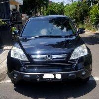 Honda CR-V: Jual CRV. 2008. Matic. 2000CC. Hitam