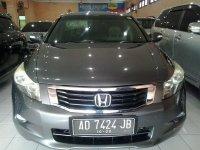 Jual Honda: All New Accord VTi-L Tahun 2010