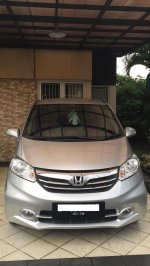 Honda: Freed E PSD at 2013 double blower (freed0.jpeg)
